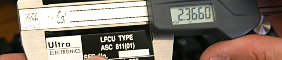Precision Quality Nameplate